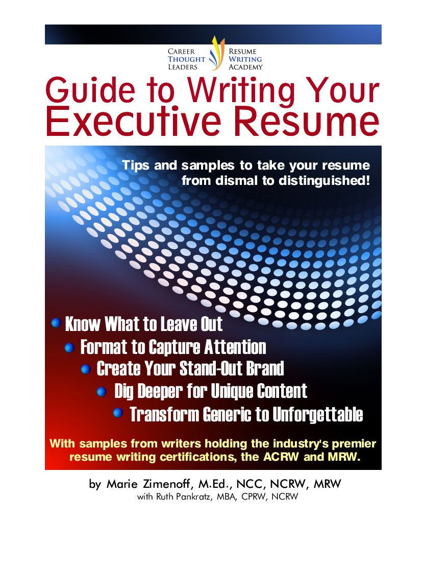 Peruse Our Collection Of EBooks, Articles, And Other Resources To Improve  Your Own Resume, LinkedIn Profile, And Other Career Marketing Documentation.  Resume Writing Articles